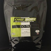 Iso-Pro (pure whey Isolate)