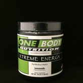 XTREME ENERGY - Green Apple Flavor